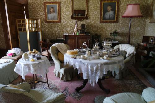 Lanhydrock House: Tea for Two or more