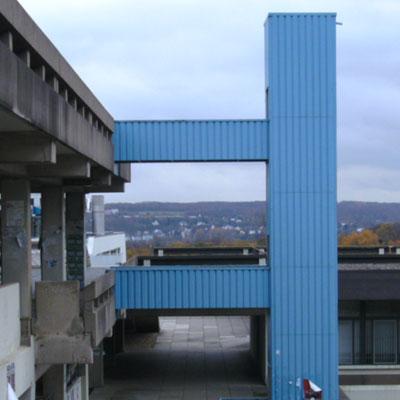Aufzug<br /> elevator<br /> Ruhr Uni<br /> RUB<br /> Bochum