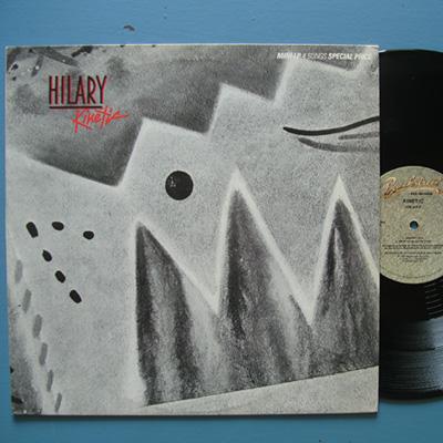 Hilary Blake - Kinetic