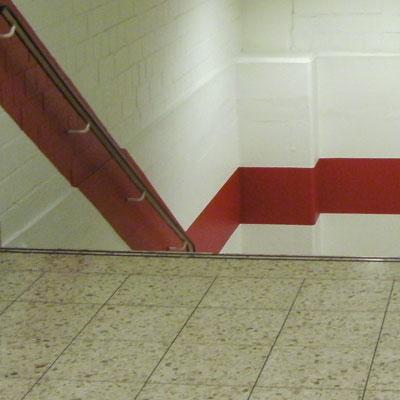 Parkhaustreppe