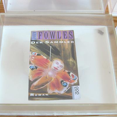 John Fowles Der Sammler<br />