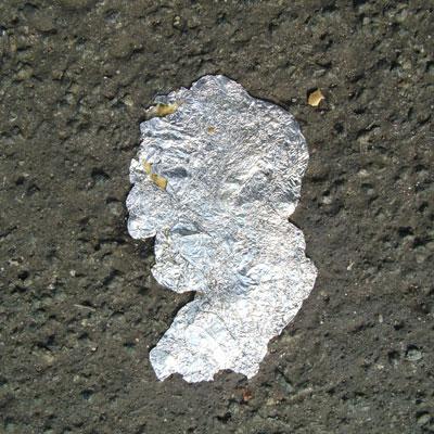 Silberkopf<br /> silver portrait