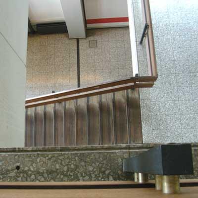 Treppenhaus GA RUB