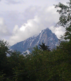 Bietschhorn bei Visp (Wallis)