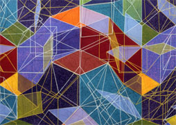 "Tony Robbin, Lobofour, 1982 8' x 12' x 15"", collection the artist"