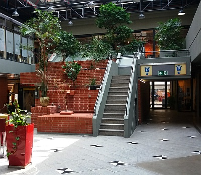 Mannheim, N6 Passage