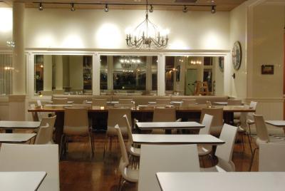 Interieur: Cafe