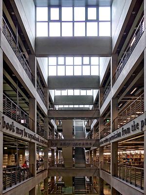 Zentralbibliothek der TU und UdK Berlin
