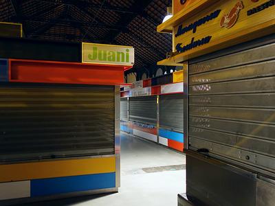 Mercado Central de Atarazanas, Málaga