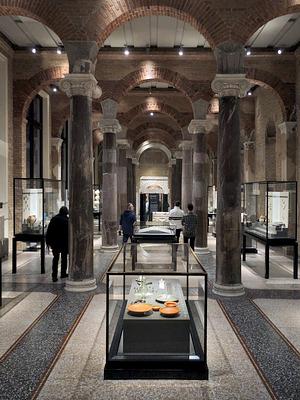 neues museum berlin, 2. og