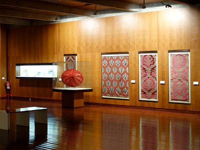 Interieur: museum