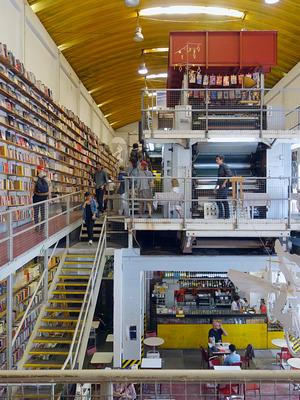 LX Factory, Lissabon Alcântara