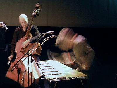 marcin oles, christopher dell - jazzfest berlin