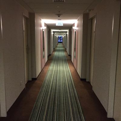 irgend ein Hotel irgendwo auf der Welt...