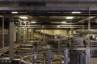 Brauerei, Abfüllanlage