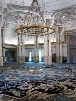 Moschee von Rom, Paolo Portoghesi et al., 1985-95
