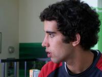 Mein Gastbruder in Leiria, Miguel