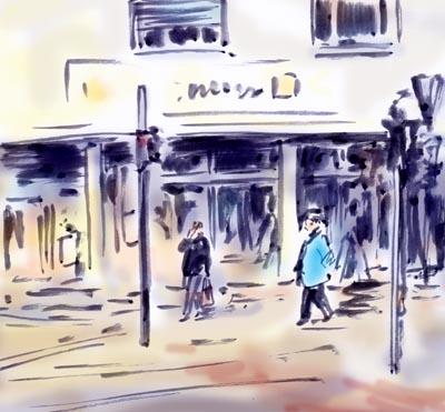 Friedrich-Engels-Straße