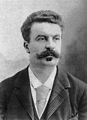 An analysis of the story the blind man by guy de maupassant