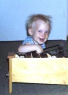 etwa 1 Jahr alt