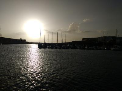 """Hafen von """"La Restinga"""""""