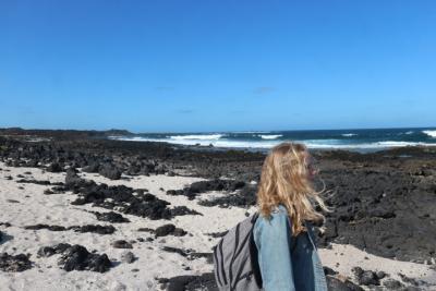 Küste vor den Jameos del Agua