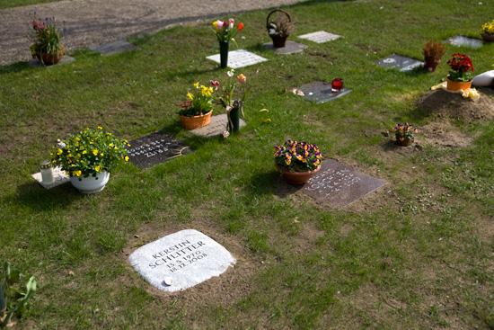 Mennoniten Friedhof Hamburg Altona