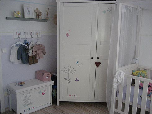 ikea babyzimmer ideen. Black Bedroom Furniture Sets. Home Design Ideas
