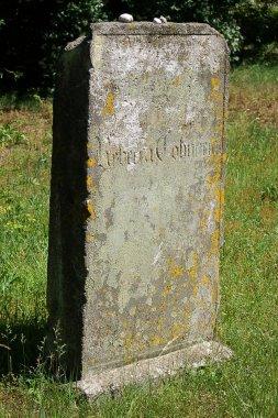 Jüdischer Friedhof in Demmin