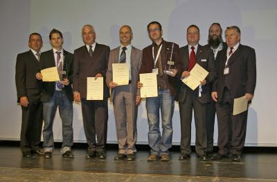 Preistr&auml;ger WPC Innovationspreis<br />
