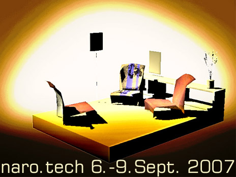 mehrwerk designlabor auf der naro.tech 2007 in erfurt