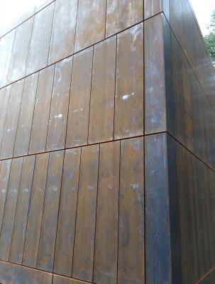 Kupferholzbeton
