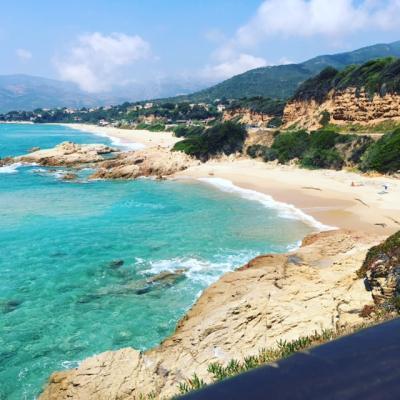 Korsika, Sagone