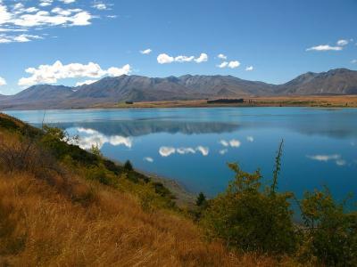 Lake Tekapo im Lande Gondor