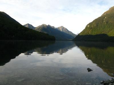 Lake Gunn nach dem Aufwachen ;)