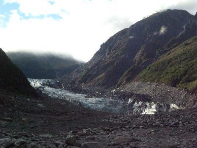 Der Fox Glacier