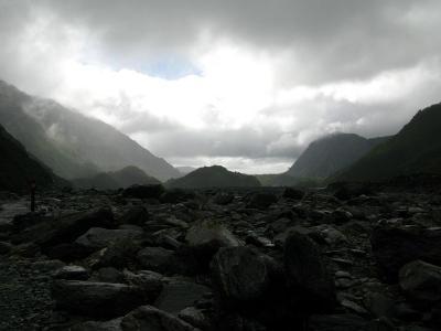 Das Tal des Franz-Joseph