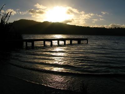 Der Lake Ianthe