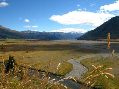 Ausblick am Arthurs Pass