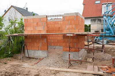 carport gemauert our house og in arbeit