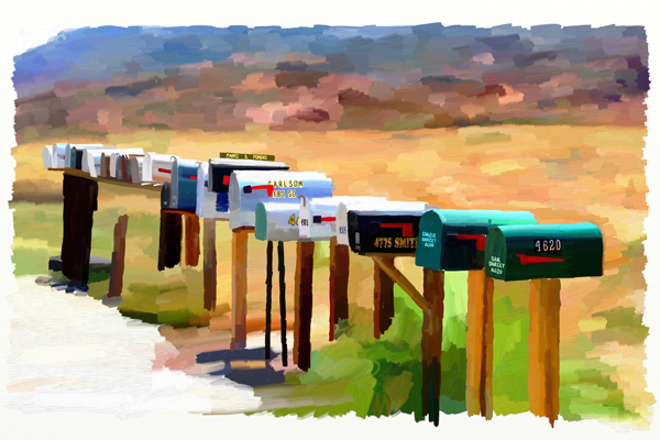mailboxes wip