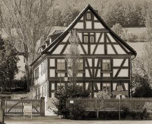 Das Wolzogensche Haus in Bauerbach