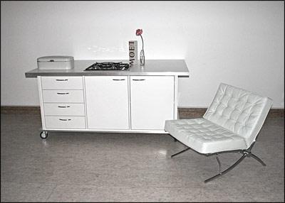 the pixeleye blog by dirk behlau: kool lifestyle // design // rock ... - Fahrbare Küche