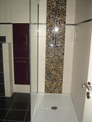 unsere Dusche