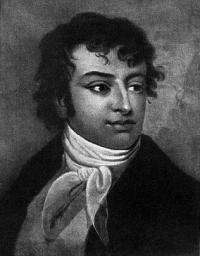 August Wilhelm Schlegel um 1800