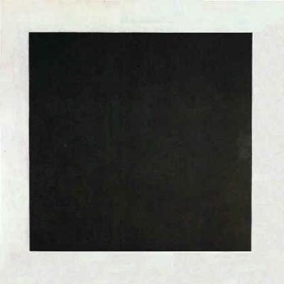Malevich, Schwarzes Quadrat 1915