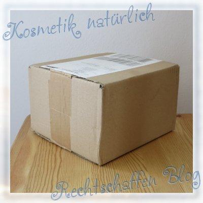 Naturdrogerie unboxing | Das Paket