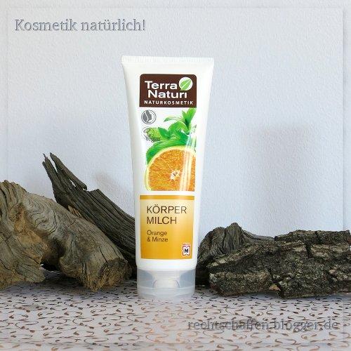 Müller Drogeriemarkt | Terra Naturi Körpermilch Orangen Minze