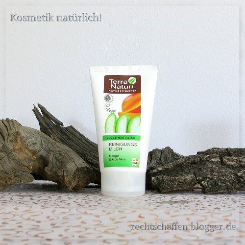 Müller Drogeriemarkt | Terra Naturi Reinigungsmilch Mango Aloe