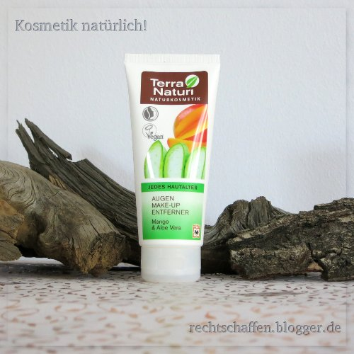Müller Drogeriemarkt | Terra Naturi Augenmakeupentferner Mango Aloe